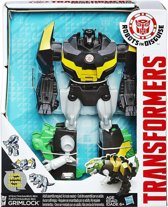 Transformers: Robots in Disguise Energon Boost Grimlock 3-Step Changer