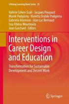 Interventions in Career Design and Education