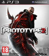 Prototype 2: Limited Edition - Bio-Bomb Butt Kicker /PS3