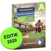 Theorieboek Motor Motorfiets Rijbewijs A - Theorie Leren Motor 2019