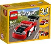 LEGO Creator Rode Racewagen - 31055