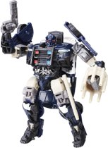 Transformers 11-Step Barricade - 14 cm - Robot