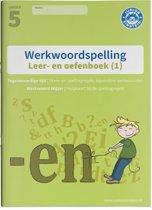 Werkwoordspelling Leer- en Oefenboek groep 5 (1) 1 De stam en tegenwoordige tijd - Groep 5 Opgaven voor werkwoordspelling