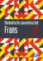 Thematische woordenschat Frans - nieuwe editie boek + online MP3's