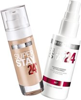 Maybelline SuperStay 24H Setting Spray - Transparant - Langhoudende spray