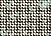 Fotobehang Abstract | Zwart, Wit | 312x219cm