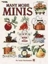 Many More Minis (Leisure Arts #3085)