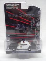 "Dodge Monaco 1977 ""The Terminator"" 1:64 Greenlight Hollywood Collection"