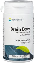 Springfield Brain Bow 60 softgels