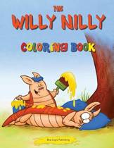 The Willy Nilly Coloring Book