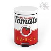 Balvi Afvalemmer,Tomato Sauce,20 L,metaal