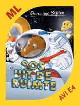 Geronimo Stilton 54 - SOS uit de ruimte
