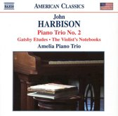 Harbison: Piano Trios/Gatsby Etudes