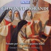 Sonate Per Organo A Quattro Mani