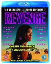 Revenge [Blu-ray] (import)