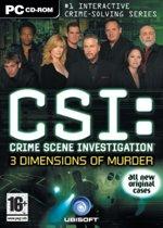 Crime Scene Investigation 3: Dimensions Of Murder - Windows