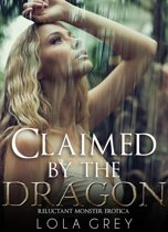 Claimed by the Dragon (Reluctant Monster Erotica)