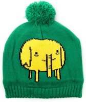 Adventure Time - Tree Trunks, Groene Muts