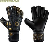 Elite Black Real  - Maat handschoen 11