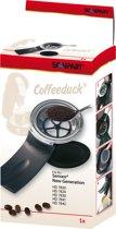 Scanpart Coffeeduck Senseo New Gen. - Houder voor gemalen koffie in uw Senseo