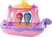Fisher-Price Shimmer & Shine Drijvende Geestjesboot