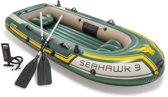 Intex Opblaasbotenset Seahawk 3 295x137x43 cm 68380NP
