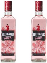 Beefeater Pink Strawberry - 2 x 70 cl