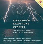 CAPRICE ARTIST SERIES  Stockholm Saxophone Quartet
