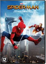 DVD cover van Spider-Man: Homecoming