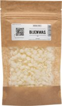Bijenwas (Wit, Ongeraffineerd) 100 gram