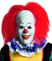 Latex It™ clown masker voor volwassenen - Verkleedmasker - One size