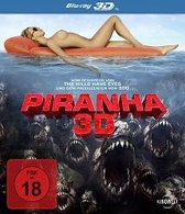 Piranha 3D (3D Blu-Ray)