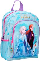 Frozen II Find the Way Kinderrugzak - 8,0 l - Blauw