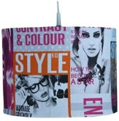 Bink Bedding Fashion - Hanglamp - fuschia