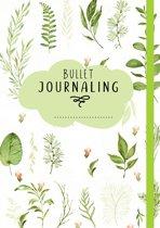 Bullet journaling, alles op een rijtje! Green leaves