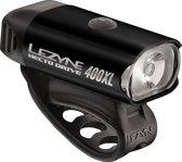 Lezyne Hecto Drive 400XL - Led Fiets Koplamp - 400 Lumen - Zwart