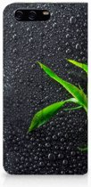 Huawei P10 Standcase Hoesje Design Orchidee