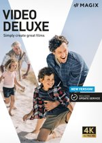 Magix Video Deluxe 2020 - 1 Apparaat - Nederlands/
