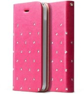 Zenus iPhone 5C Masstige Z Brogue Diary - Pink