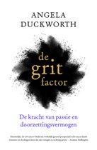 Omslag van 'De grit factor'