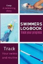 Swimmers Logbook Track Your Progress