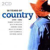 50 Years Of Country (1960-1980)