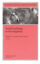 Social Exchange in Development