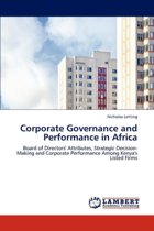 Corporate Governance and Performance in Africa
