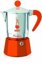 Bialetti Happy 0.06l Oranje - 1 kops
