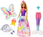 Barbie Dreamtopia Dress Up Geschenkpakket