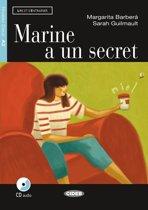 Lire et s'entrainer A2: Marine a un secret Livre + cd audio