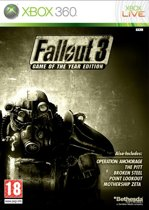 Fallout 3 - Game Of The Year Edition - Xbox 360