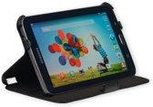 Gecko - Slimfit Beschermhoes voor Samsung Galaxy Tab 3 - 7 inch (Zwart)