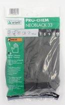 Artelli Pro-chem Neoblack 33 Handschoenen Maat 11 - 1 Paar